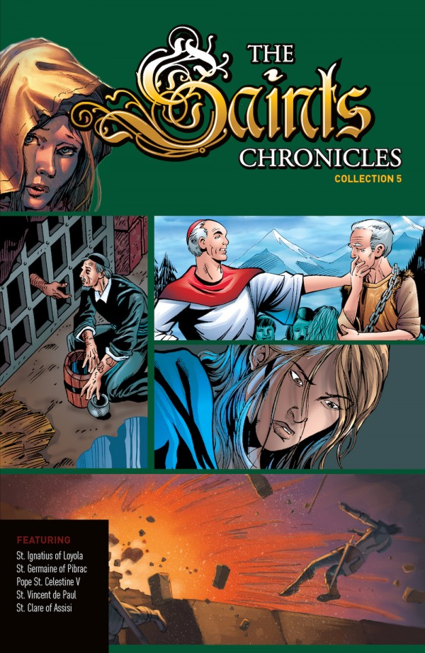 The Saints Chronicles Collection 5 / Dan Davis, Tod Smith, Ulises Arreola Palmera, Kevin West, Mark McNabb, Terry Pallot, Gordon Purcell, Jason Millet, Edgar Salazar
