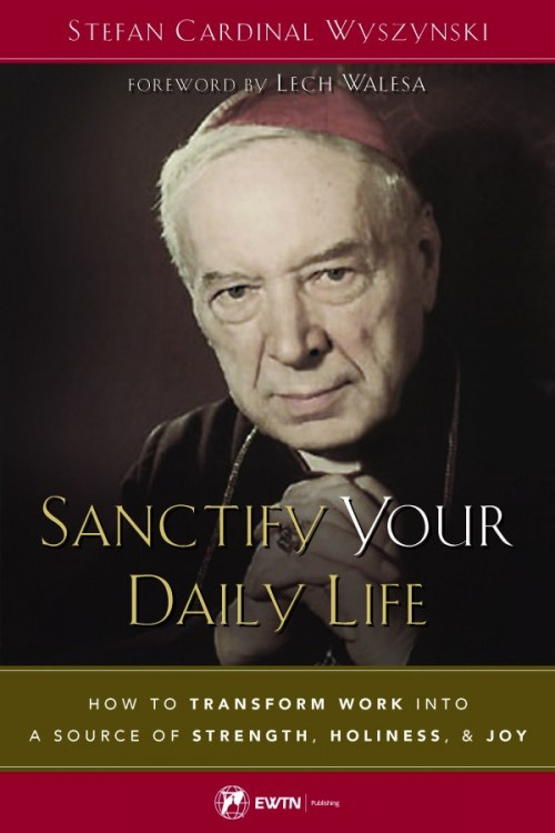 Sanctify Your Daily Life How to Transform Work Into a Source of Strength, Holiness, and Joy / Stefan Cardinal Wyszynski