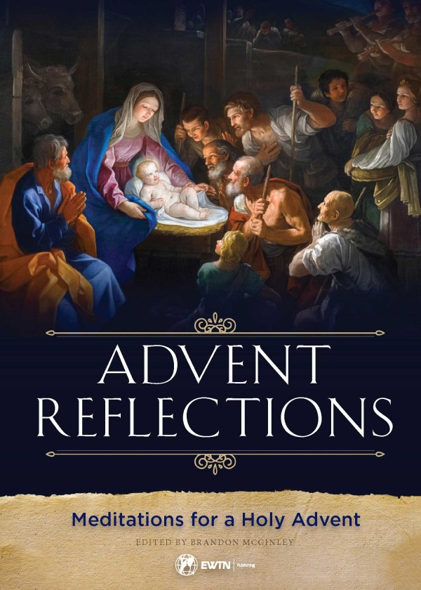 Advent Reflections Meditations for a Holy Advent / Brandon McGinley