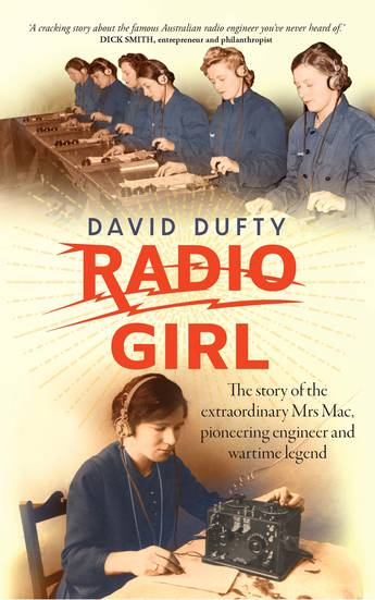 Radio Girl / David Duffy