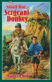 The Small War of Sergeant Donkey / Maureen Daly