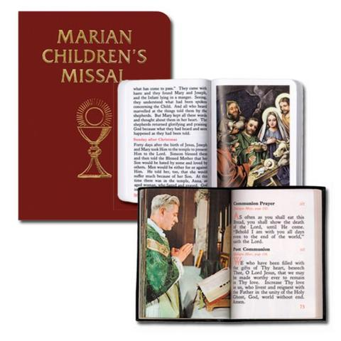 Marian Childrens Missal / Covington Group Inc
