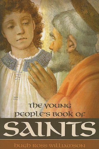 The Young People's Book of Saints / Hugh Ross Williamson