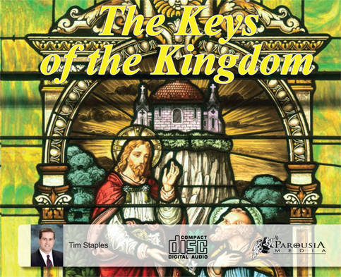CD The Keys of the Kingdom / Tim Staples Live
