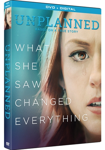 Unplanned What She Saw Changed Everything DVD